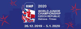 Mistrovství světa IIHF v ledním hokeji juniorů 2020