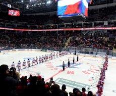 870f2b2cea3d7 České hokejové reprezentaci vyšel na Channel One Cupu první zápas, kdy  přehrála Finsko. Svěřenci trenéra Říhy poté ovšem vysoko podlehli Rusku a v  ...