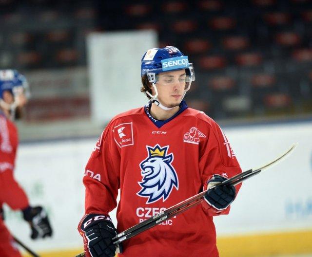 Second practice of Czech Ice Hockey Team in Prague, 13.4.2021