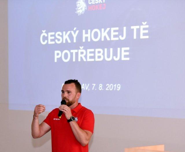 Coaching sympsium in Breclav, 7.8.2019