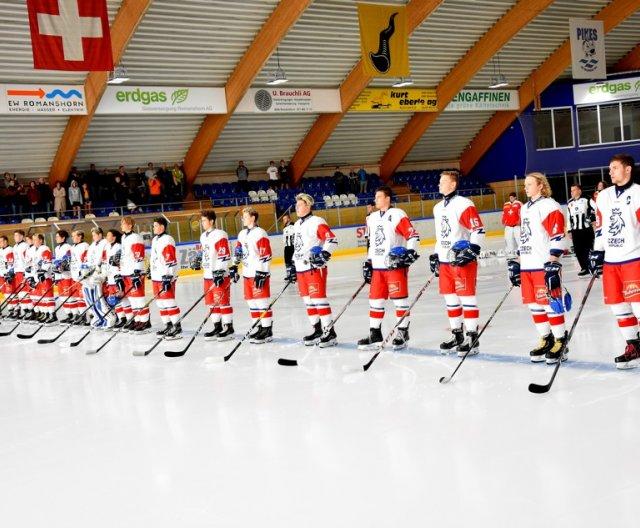 U17 - Switzerland: SUI - CZE, 20.7.2019