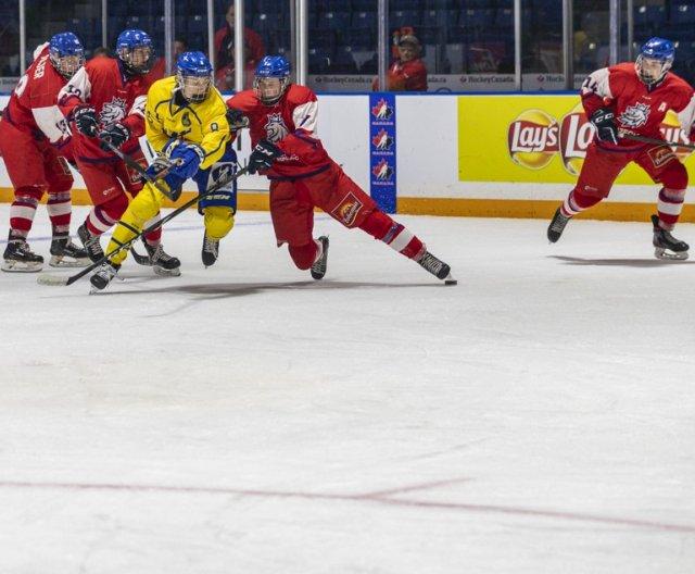 Photos: Ed Fonger – Hockey Canada Images