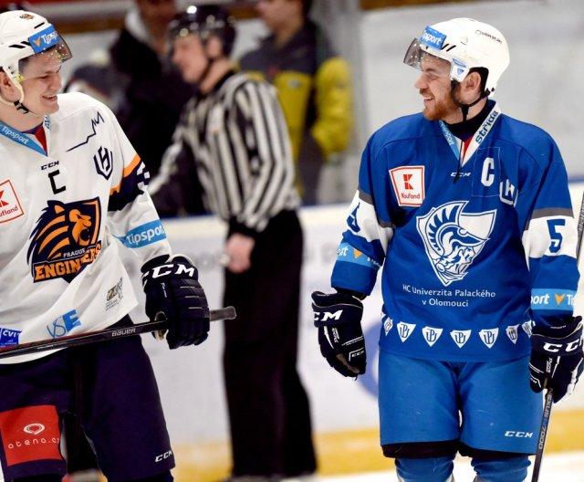 Univerzitní liga ledního hokeje: Engineers Praha vs. Univerzita Palackého Olomouc, 1.3.2020