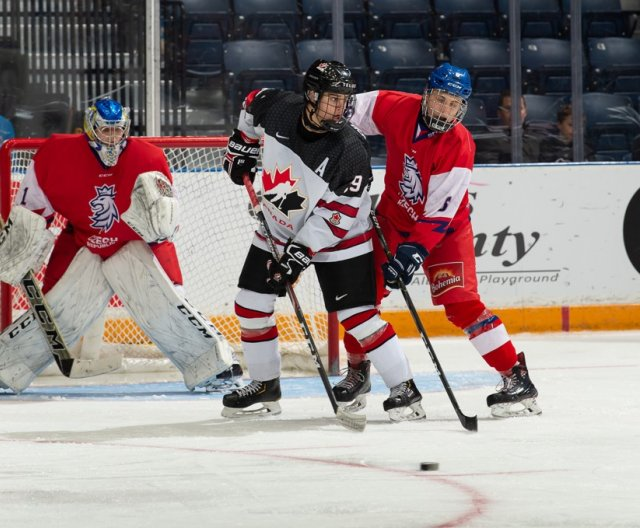 Photo: Chad Goddard/Hockey Canada Images