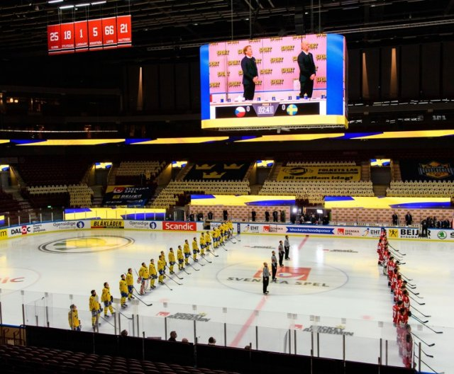 A-team - Sweden: CZE vs SWE, 11.2.2021