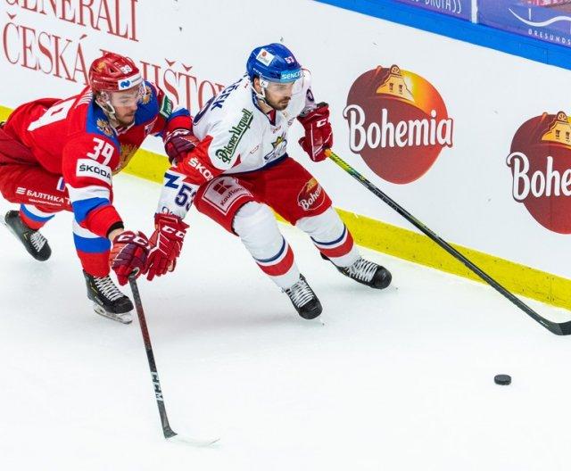 A-team - Sweden: CZE vs RUS, 14.2.2021