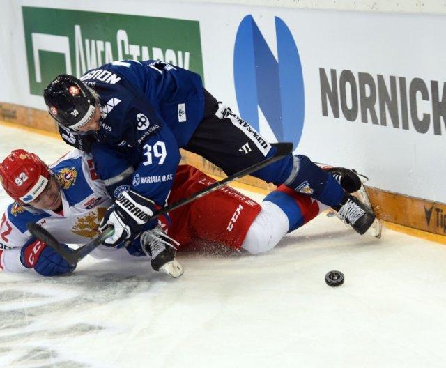 Czech Hockey Gamas: RUS vs FIN, 13.5.2021