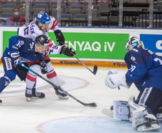 Ateam - Prague: FIN vs CZE, 12.5.2021