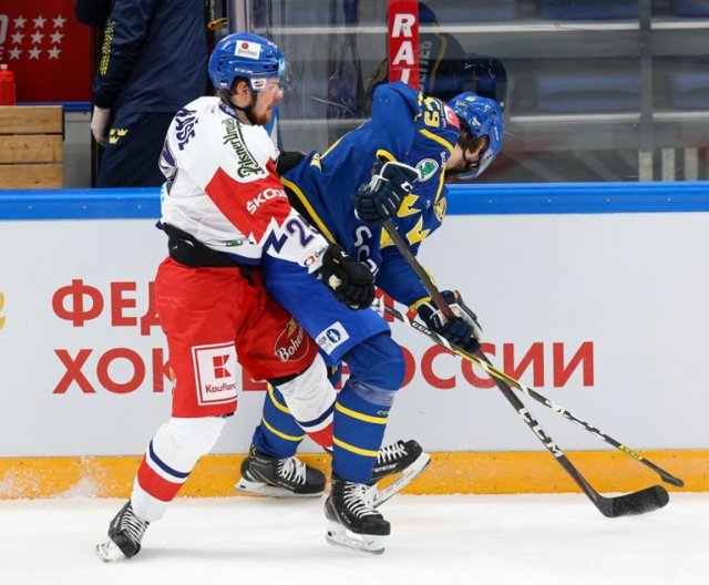 A-tým - Moscow: CZE vs SWE, 20.12.2020
