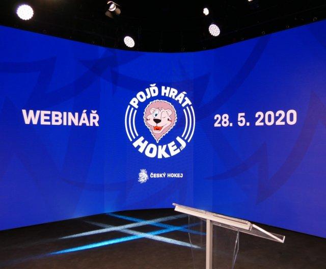 Pojď hrát hokej symposium, 28.5.2020